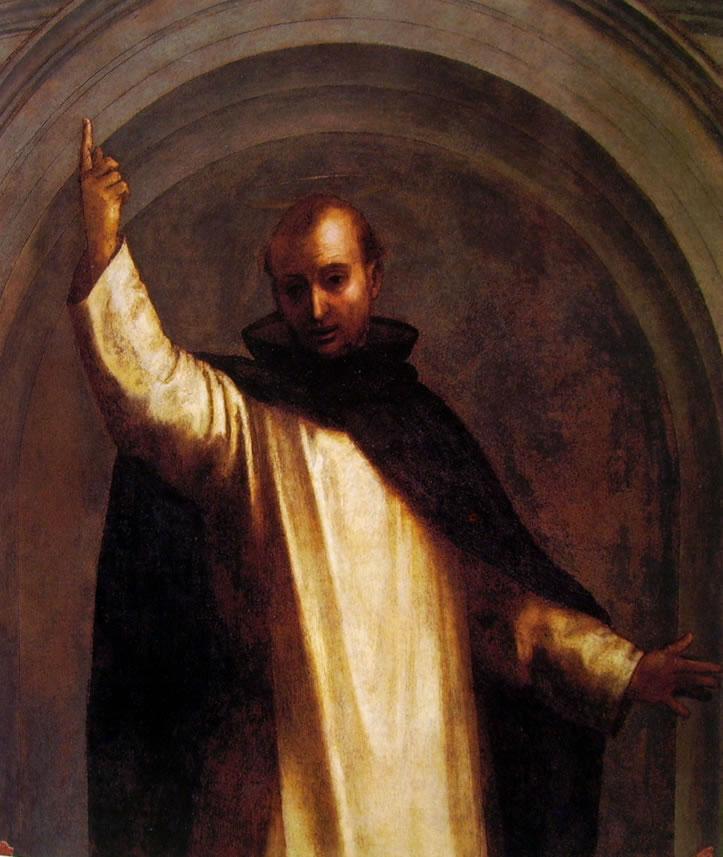 Fra' Bartolomeo: San Vincenzo Ferrer (Museo di S. Marco)