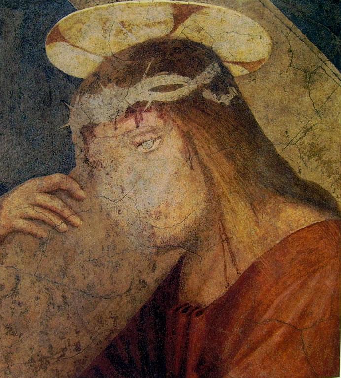 Fra' Bartolomeo: Cristo portacroce (Fiesole)