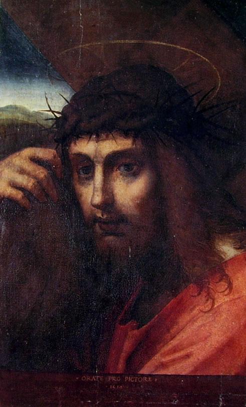 Fra' Bartolomeo: Cristo portacroce (Museo S. Marco)