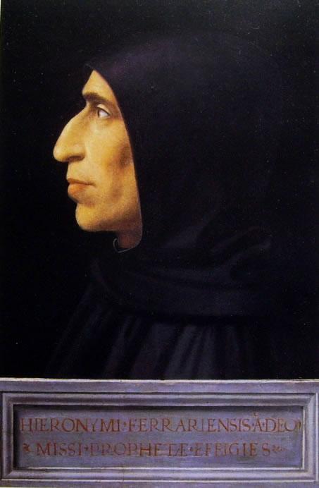 Fra' Bartolomeo: Ritratto di Girolamo Savonarola