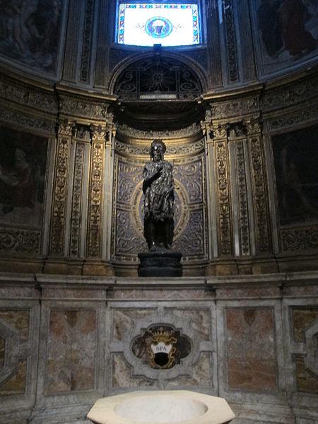Pinturicchio: La Cappella di San Giovanni Battista