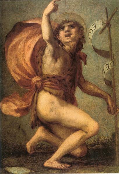 San Giovannino (Collezione privata) di Rosso Fiorentino