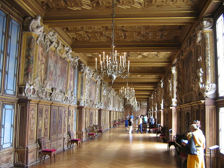 Rosso Fiorentino: Galleria di Francesco I