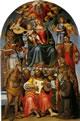 Madonna col Bambino e santi