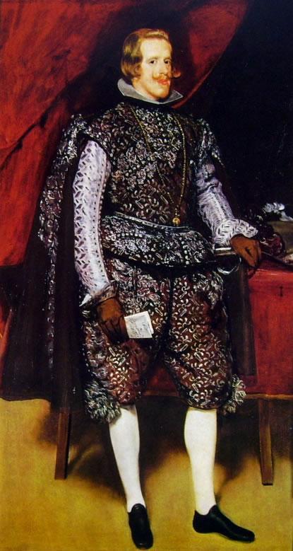 Filippo IV, Londra National Gallery (cm. 113)