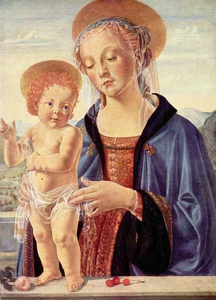 Madonna col Bambino (Bottega di Andrea del Verrocchio)