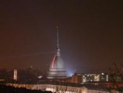 Mole Antonelliana di notte