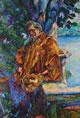 63 Boccioni - ritratto del Maestro ferruccio Busoni