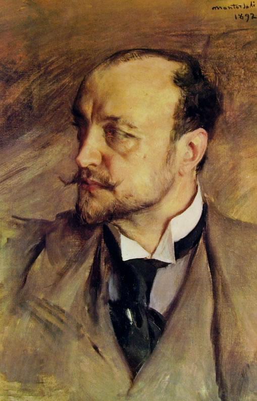 Giovanni Boldini: Autoritratto di Montorsoli (Uffizi)