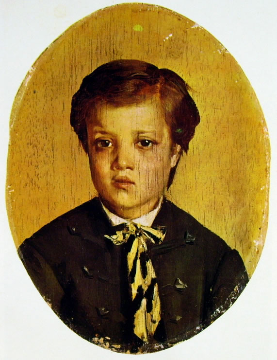 Giovanni Boldini: Ritratto di Francesco Boldini