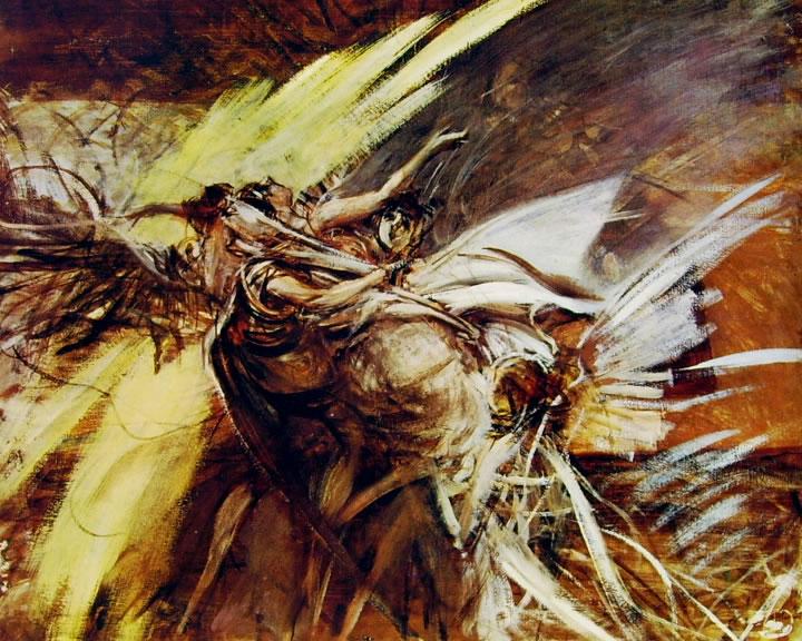 Giovanni Boldini: Angeli (Collezione Boldini)