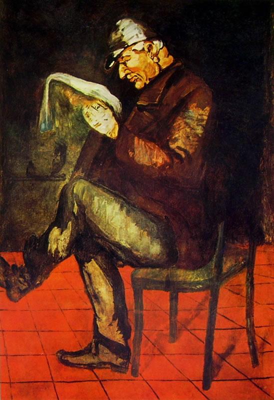 Cezanne: Ritratto di Louis-Auguste Cezanne