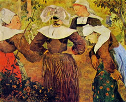 Danza delle quattro bretoni,