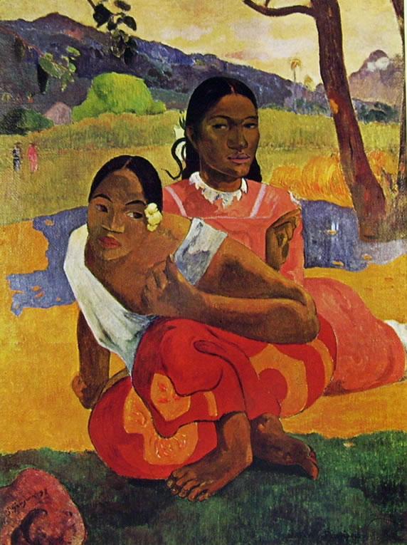 Paul Gauguin: Nafea Faa Ipoipo