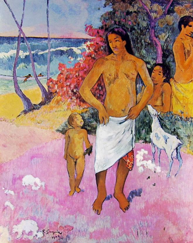 Famiglia tahitiana