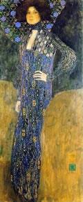 portrait of emilie floge