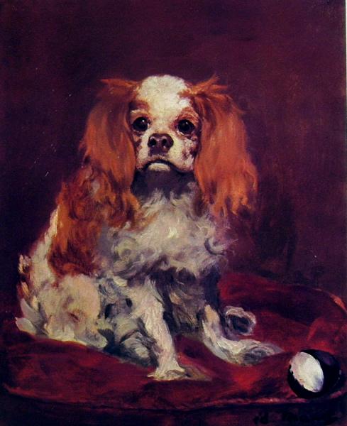 """Edouard Manet: """"Cane Maltese"""" o """"Cane King"""""""