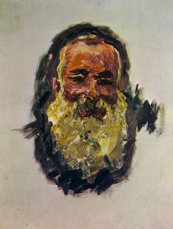 Claude Monet: Autoritratto