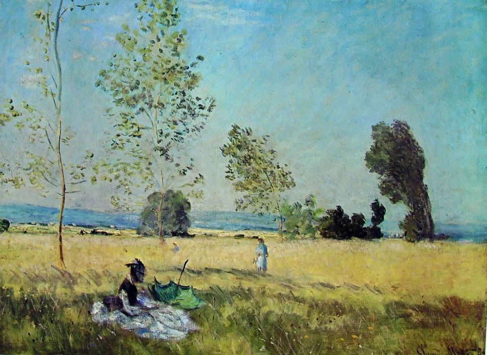 Claude Monet: Estate (Nationalgalerie Berlino)