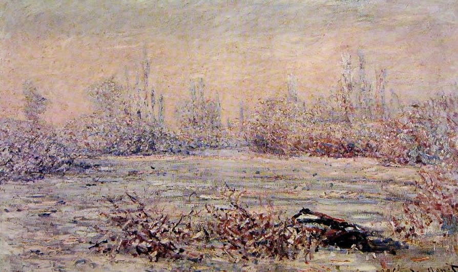 Claude Monet: La brina (Museo d'Orsay)