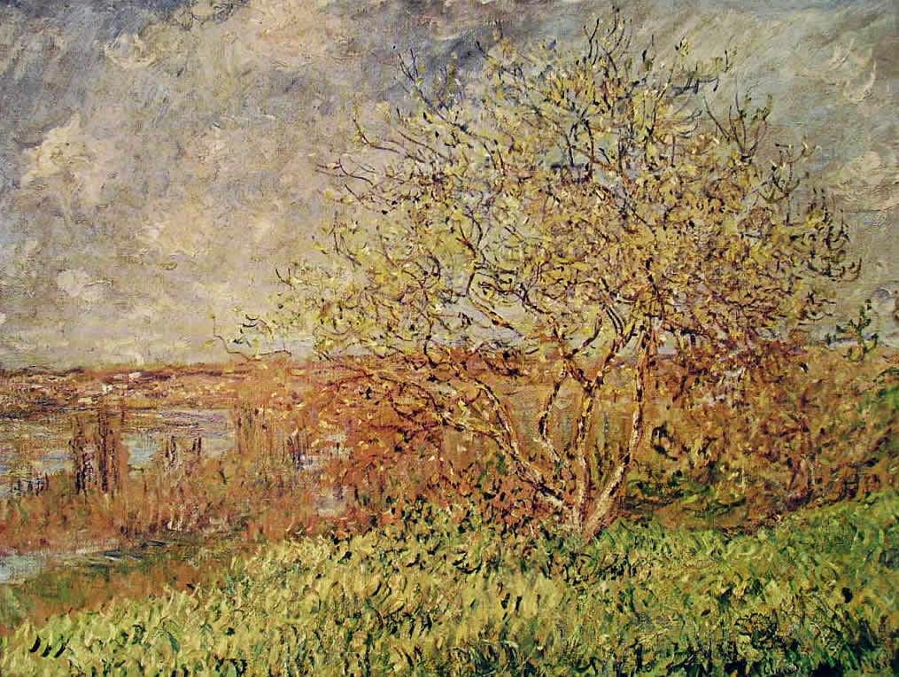 Claude Monet: Primavera (Lione)