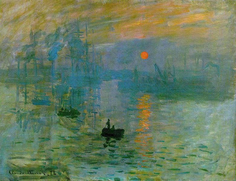Claude Monet: Impressione - Sole nascente