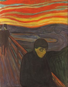 Edvard Munch: Disperazione
