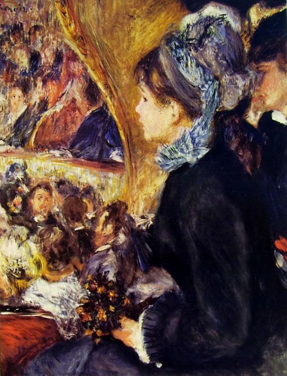 Renoir - La prima uscita (Londra)