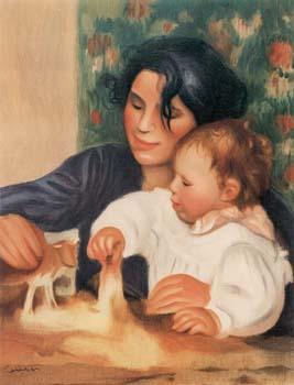 Renoir - Ritratto di Gabrielle e Jean