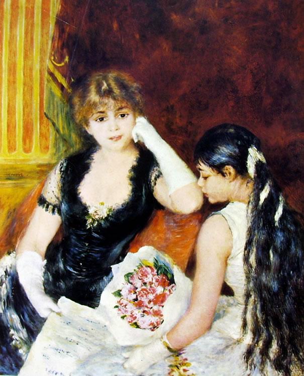 Renoir - Al concerto (Williamstown)