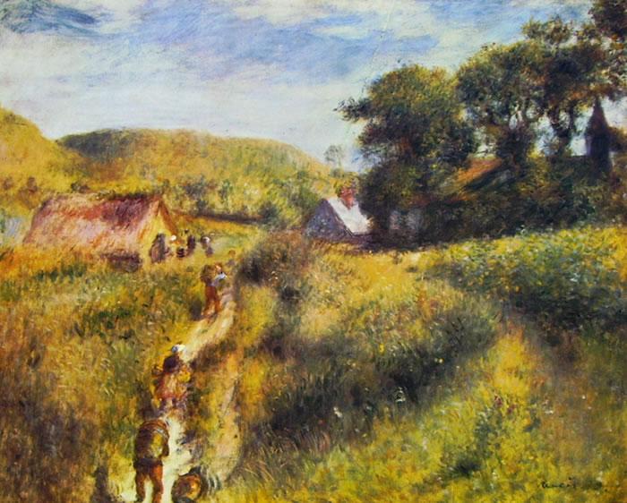 Renoir - Vendemmiatori (Washington)