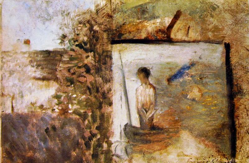 Georges-Pierre Seurat: Il povero pescatore