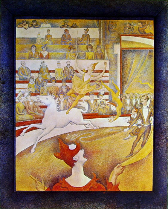 Georges-Pierre Seurat: Il circo