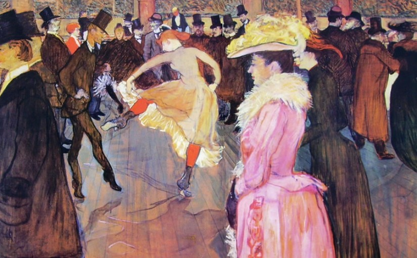 La biografia di Toulouse-Lautrec