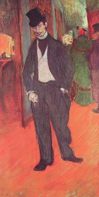 Toulouse-Lautrec: Gabriel Tapie de Celeyran
