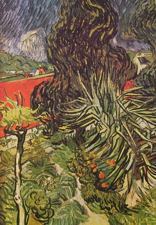 Vincent van Gogh:Il giardino del Dottor Gachet