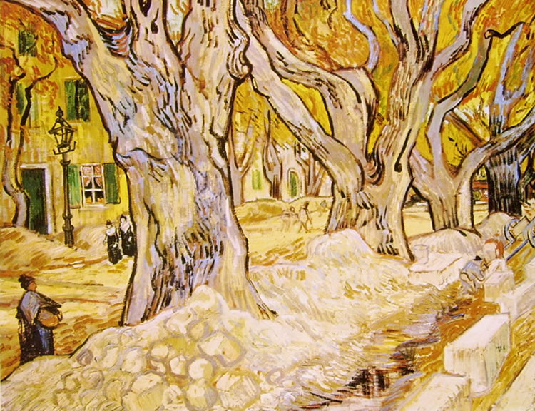 Vincent van Gogh:I selciatori