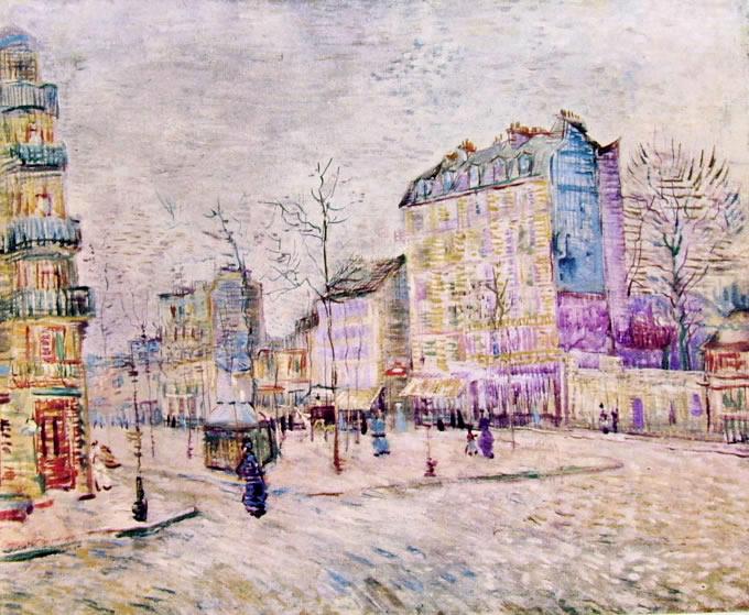 Il boulevard de Clichy