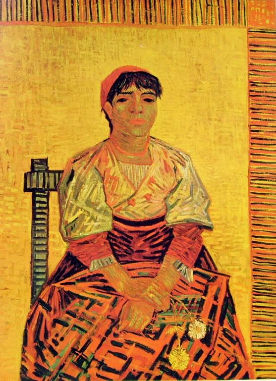 Vincent van Gogh:L'italiana