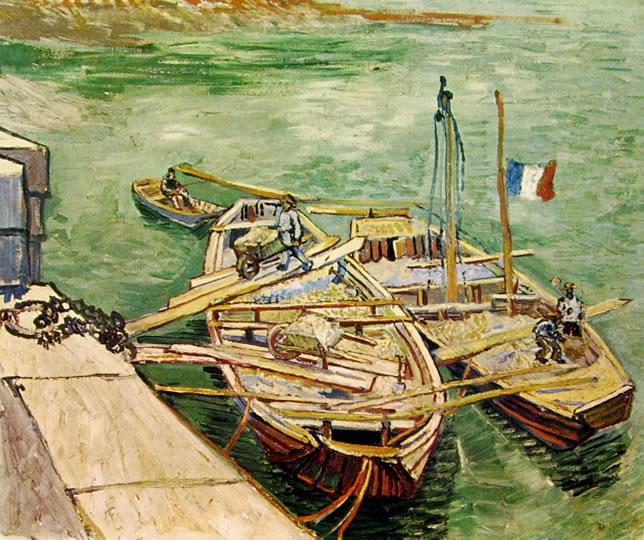 Vincent van Gogh: Molo del Rodano
