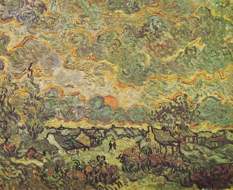 Vincent van Gogh:Ricordo del Nord