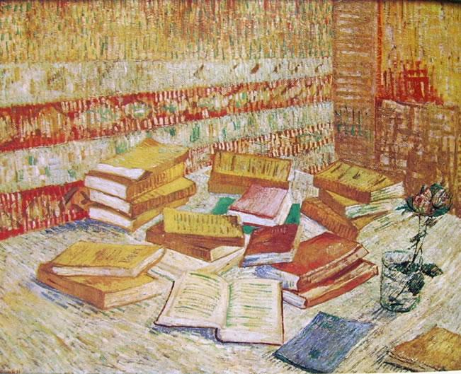 Vincent van Gogh:Romanzi parigini