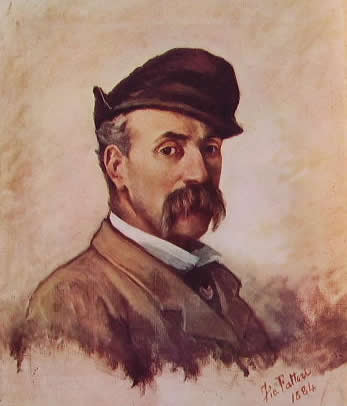 Autoritratto di Giovanni Fattori