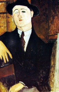 Modigliani: Paul Guillaume