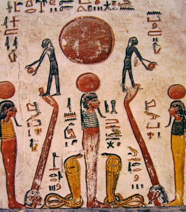 La tomba di Tomba di Ramesse VI (KV9)