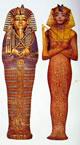 13 antichi egizi - Tomba di Tutankhamen
