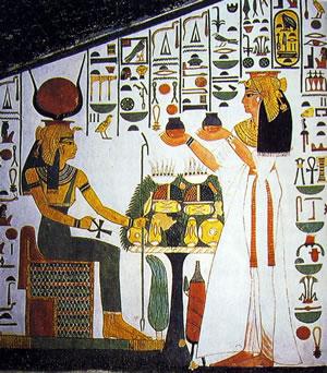 Tomba di Nefertari, Tebe, Valle delle Regine