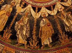 Particolare degli Apostoli