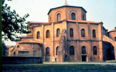 Chiesa di San Vitale, Ravenna