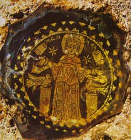 S. Agnese, Catacombe di Panfilo, Roma